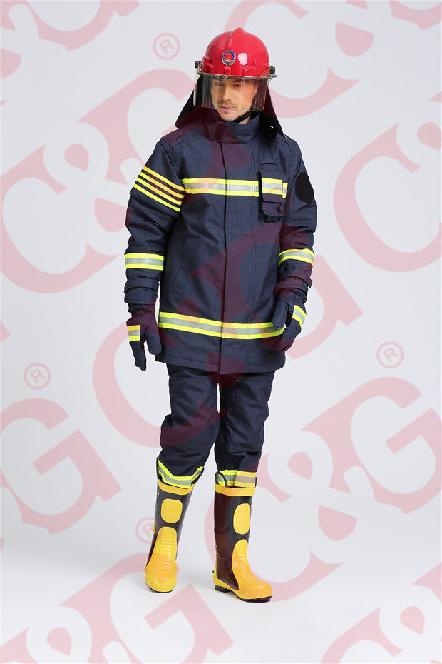 Firefighting command suit design12