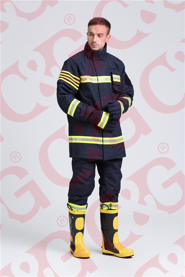 Firefighting command suit design120