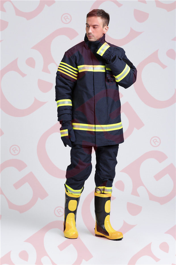 Firefighting command suit design121
