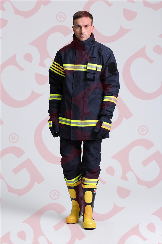 Firefighting command suit design122