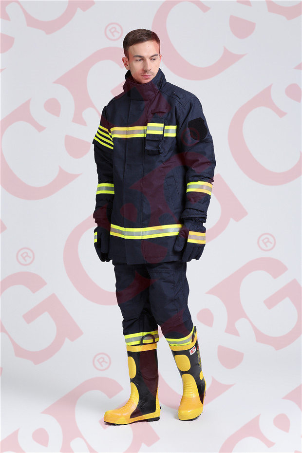 Firefighting command suit design124