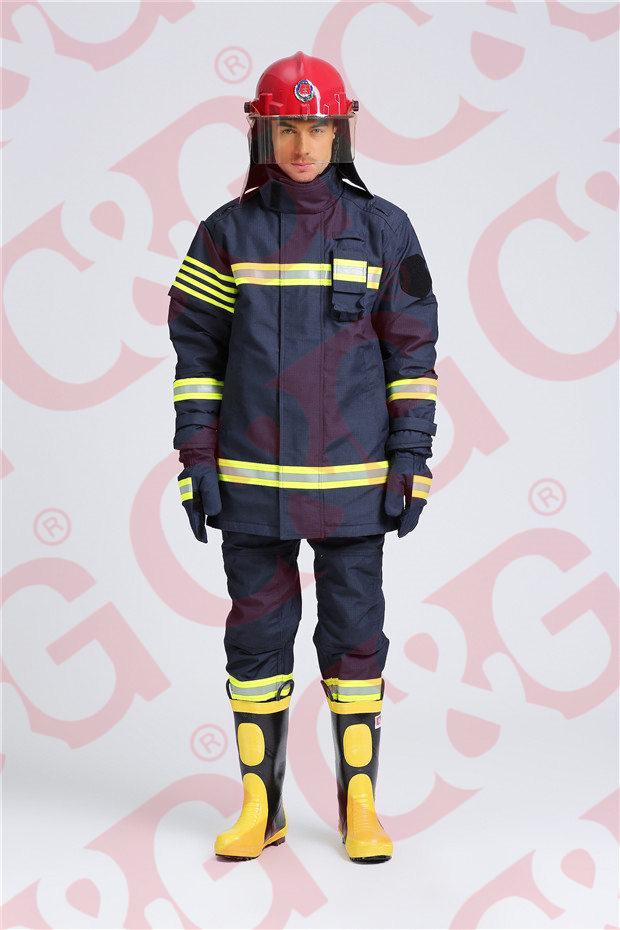 Firefighting command suit design125