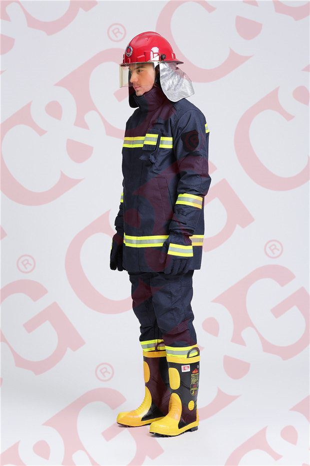 Firefighting command suit design126