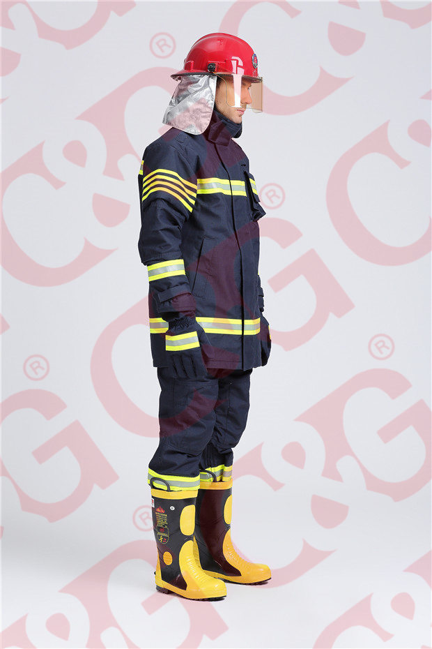 Firefighting command suit design127