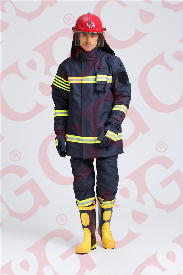 Firefighting command suit design13