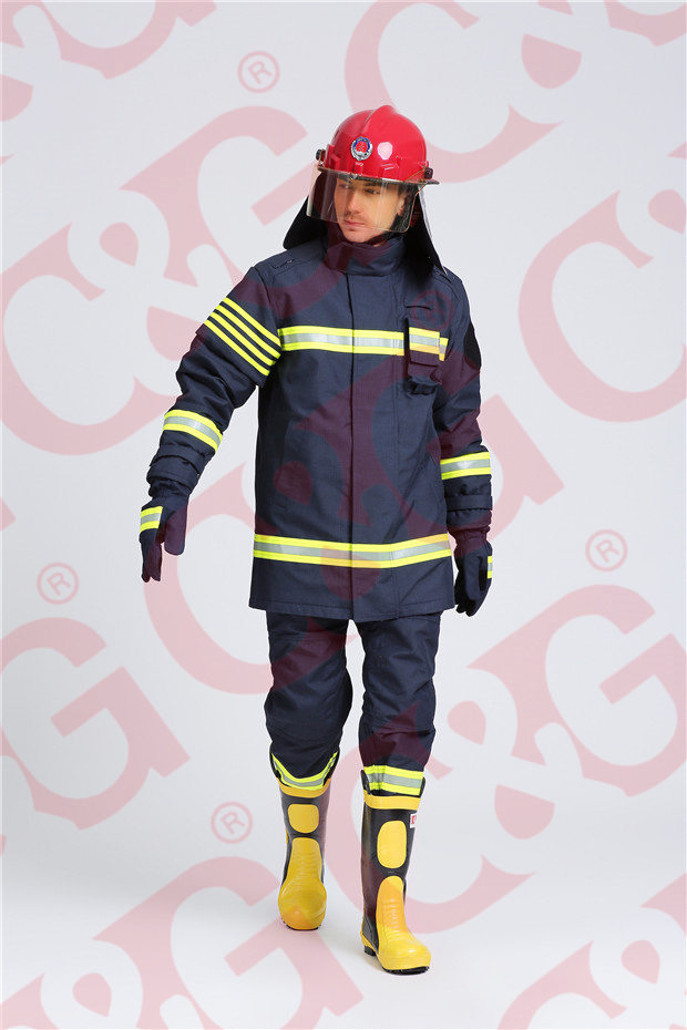 Firefighting command suit design14