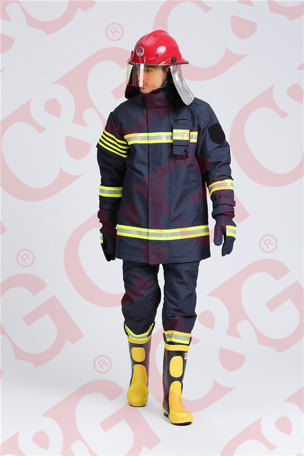Firefighting command suit design15