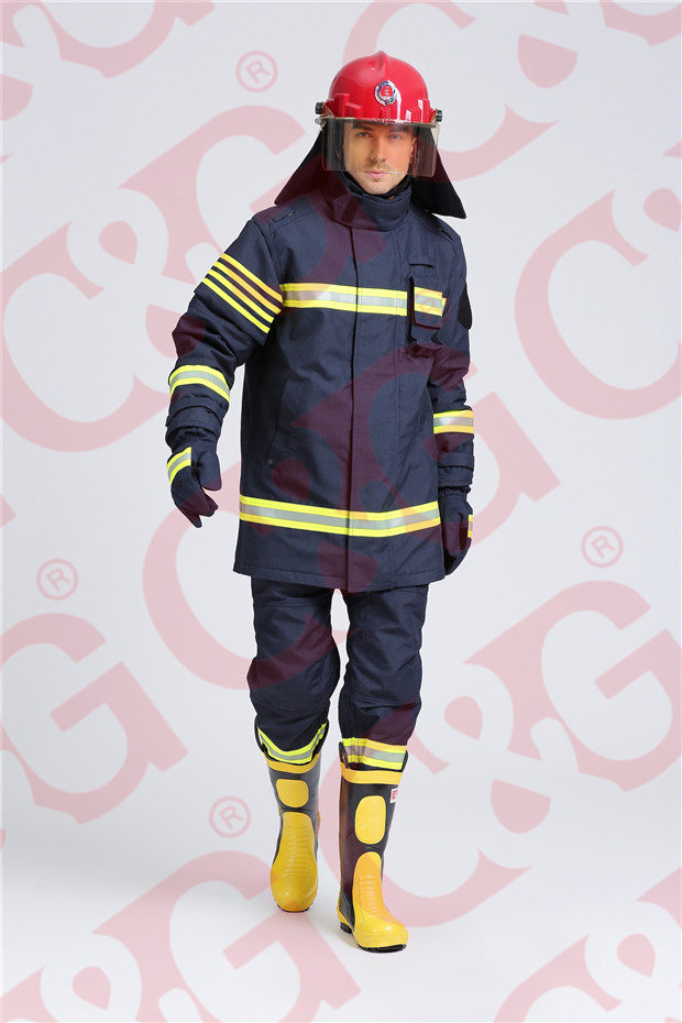 Firefighting command suit design16