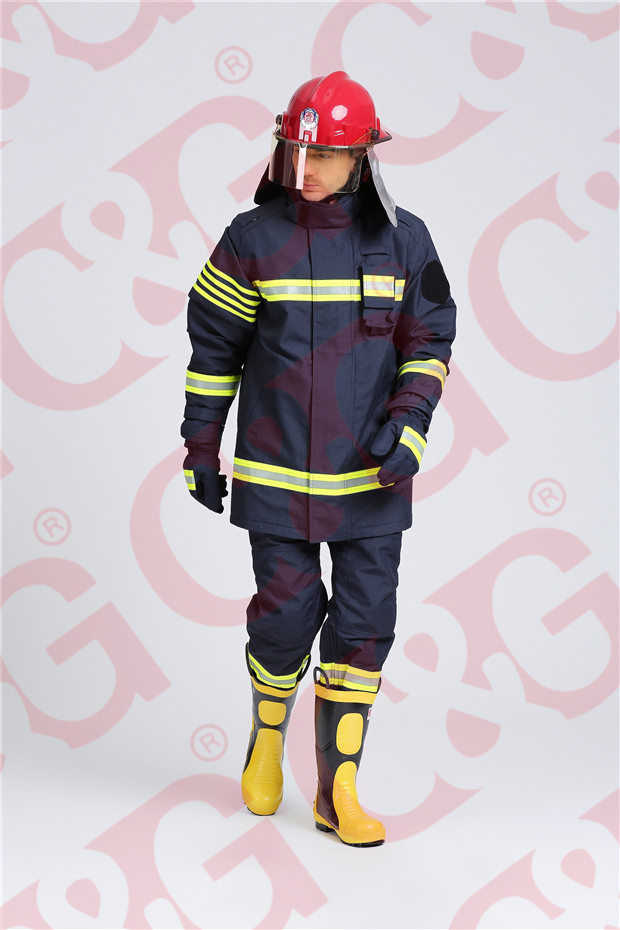 Firefighting command suit design17