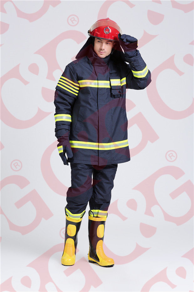 Firefighting command suit design18