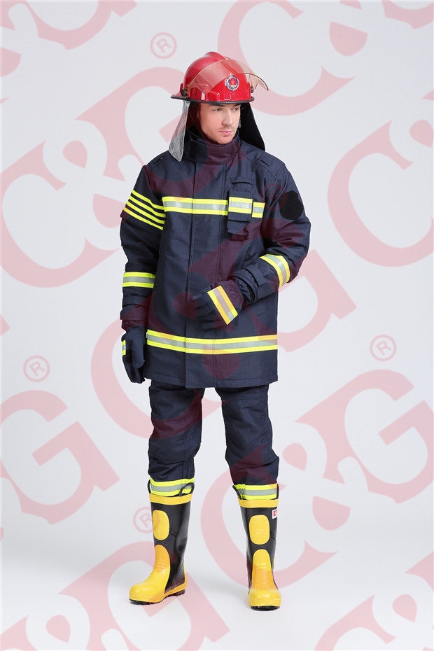 Firefighting command suit design19