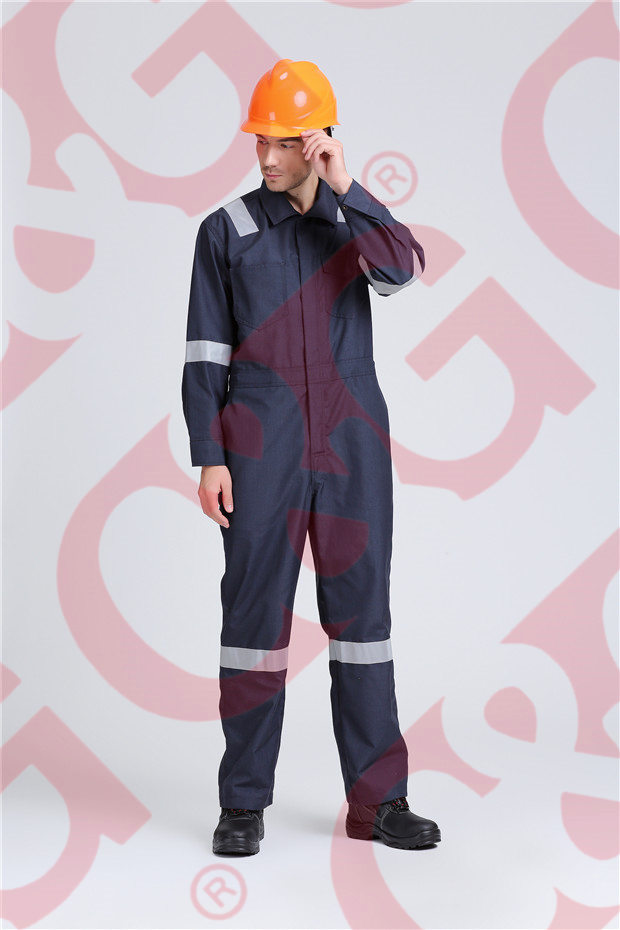 Nomex Navy blue coverall