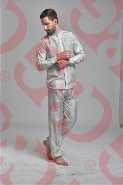 Silk Flame Retardant shirt and pants