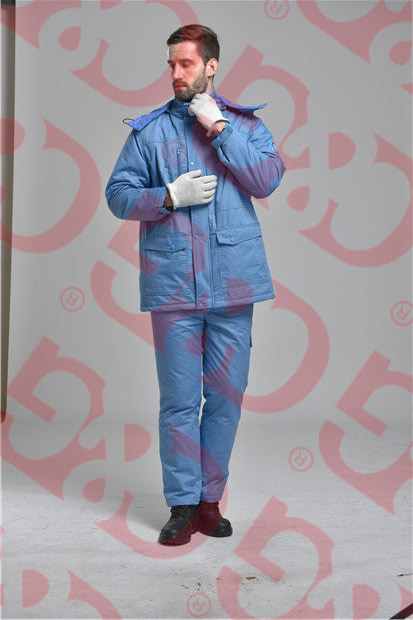 winter AC high voltage electrostatic shielding clothing winter